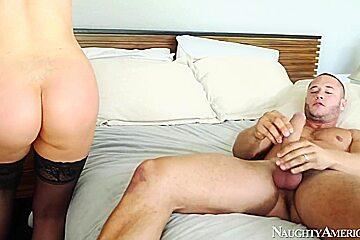 Nikki Benz & Danny Mountain in My Wife Shot Friend