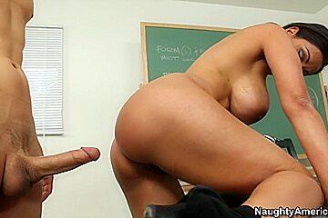 Priya Anjali Rai & Chris Johnson in My First Sex Teacher