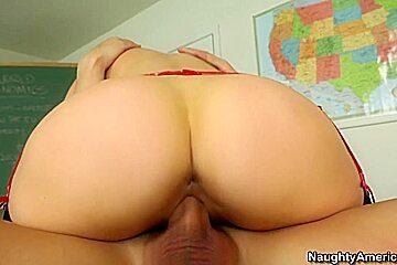 Ashley Fires & Kris Slater in My First Sex Teacher