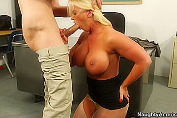 Alura Jenson & Bruce Venture in My First Sex Teacher