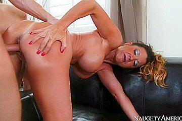Raquel DeVine & Ryan McLane in My Friends Hot Mom