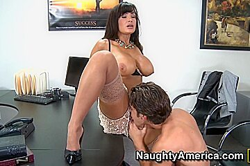 Porn Star Lisa Ann Alex Gonz