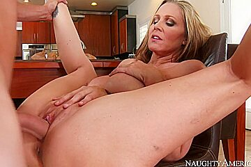 Julia Ann & Van Wylde in My Friends Hot Mom
