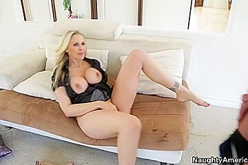 Julia Ann & Johnny Castle in My Friends Hot Mom