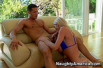 Emma Starr & Danny Mountain in My Friends Hot Mom
