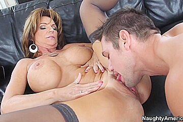 Deauxma & Johnny Castle in My Friends Hot Mom