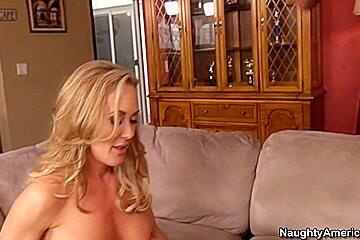 Brandi Love & Rocco Reed in My Friends Hot Mom