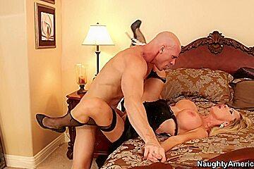 Nikki Benz & Johnny Sins in My Dad Shot Girlfriend