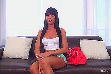 Rahyndee James. Rahyndee - Casting Couch X
