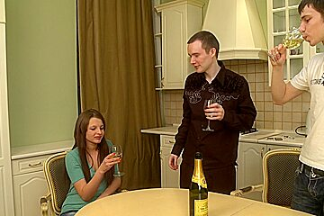 Julie Vee in juliya is a girl picked up and fucked in this vid