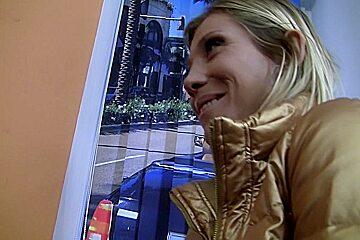 Rita Rush in a pair of fuckers nail rita moor in a pickup porn