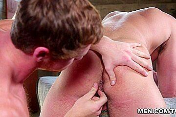 Connor Maguire & Jake Wilder in Bromance 2 Scene