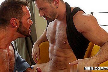 Denis Vega & Flex in Good Morning Love Scene