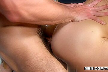 Kayden Gray & Paddy O'Brian in Deep Connection Scene