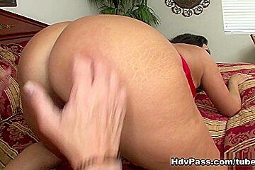 Vannah Sterling in Vannah Sterling's Big Booty Gets Creamed