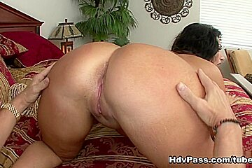 Vannah Sterling in Vannah Sterling's Big Booty Gets Creamed