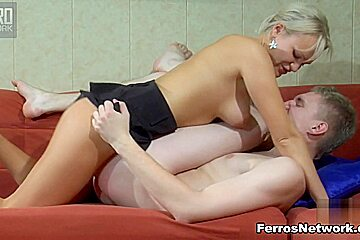 StraponScreen Scene: Dolly and Connor A