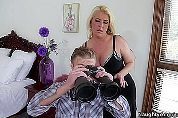 Joclyn Stone & Michael Vegas in My Friends Hot Mom