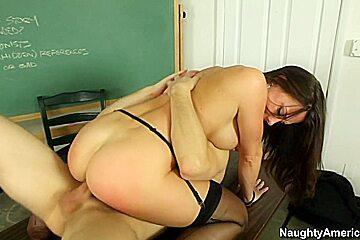 Chanel Preston & Danny Wylde in My First Sex Teacher