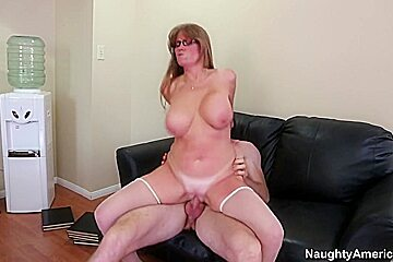 Darla Crane & Jordan Ash in My First Sex Teacher