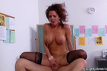 Veronica Avluv & Danny Wylde in My First Sex Teacher