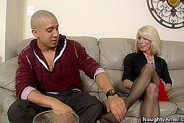 Jodie Stacks & Bruno Dickemz in My Friends Hot Mom