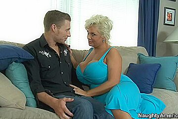 Claudia Marie & Michael Vegas in My Friends Hot Mom