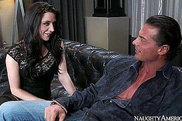 Samantha Bentley & Nick Manning in My Wife Shot Friend