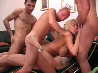 Double anal mature