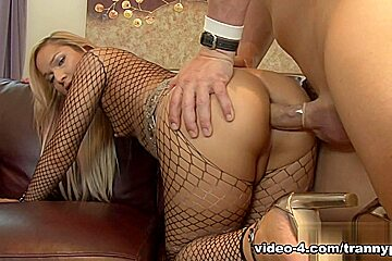 Christian XXX, Khloe Hart in Tranny Hoes In Pantyhose #03
