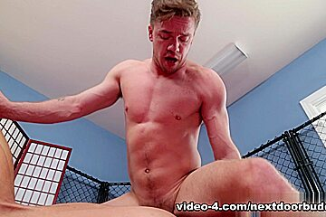 Lucas Knight & Drake Tyler in Cock and Ballroom XXX Video