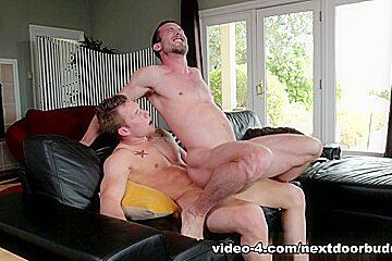Mike Gaite & Owen Michaels in Straight Tease XXX Video