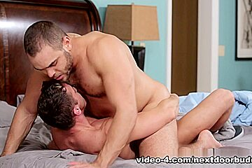 Brock Avery & Darius Ferdynand in Parole Distractions Part Two XXX Video