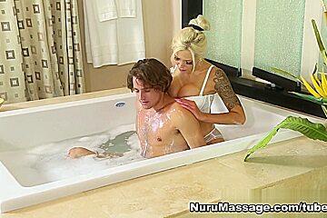 Nina Elle, Tyler Nixon in My Step-son Scene