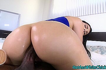 Busty babes ass fucked