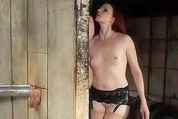 Incredible BDSM, Redhead adult movie