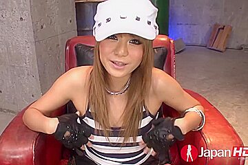 Gorgeous Tiny Japanese Teen