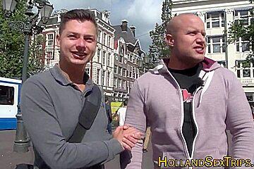 Reality dutch hooker cum