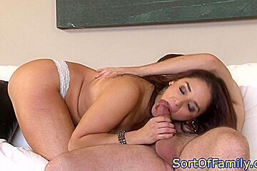 Real mother in law pussypounded after sucking