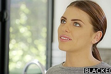 BLACKED Adriana Chechik Cheats With a Huge Black Cock