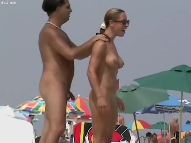 Naked Women On Beach Videos