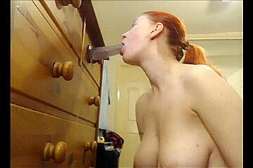 astounding deepthroat