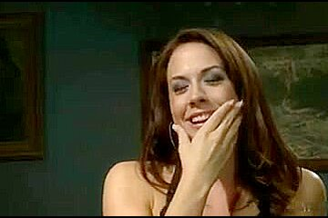 Isis Love and Chanel Preston receive right down to it at the bar