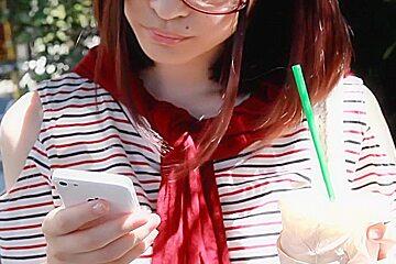 Hottest Japanese girl Karin Maizono in Crazy pov, foot fetish JAV movie