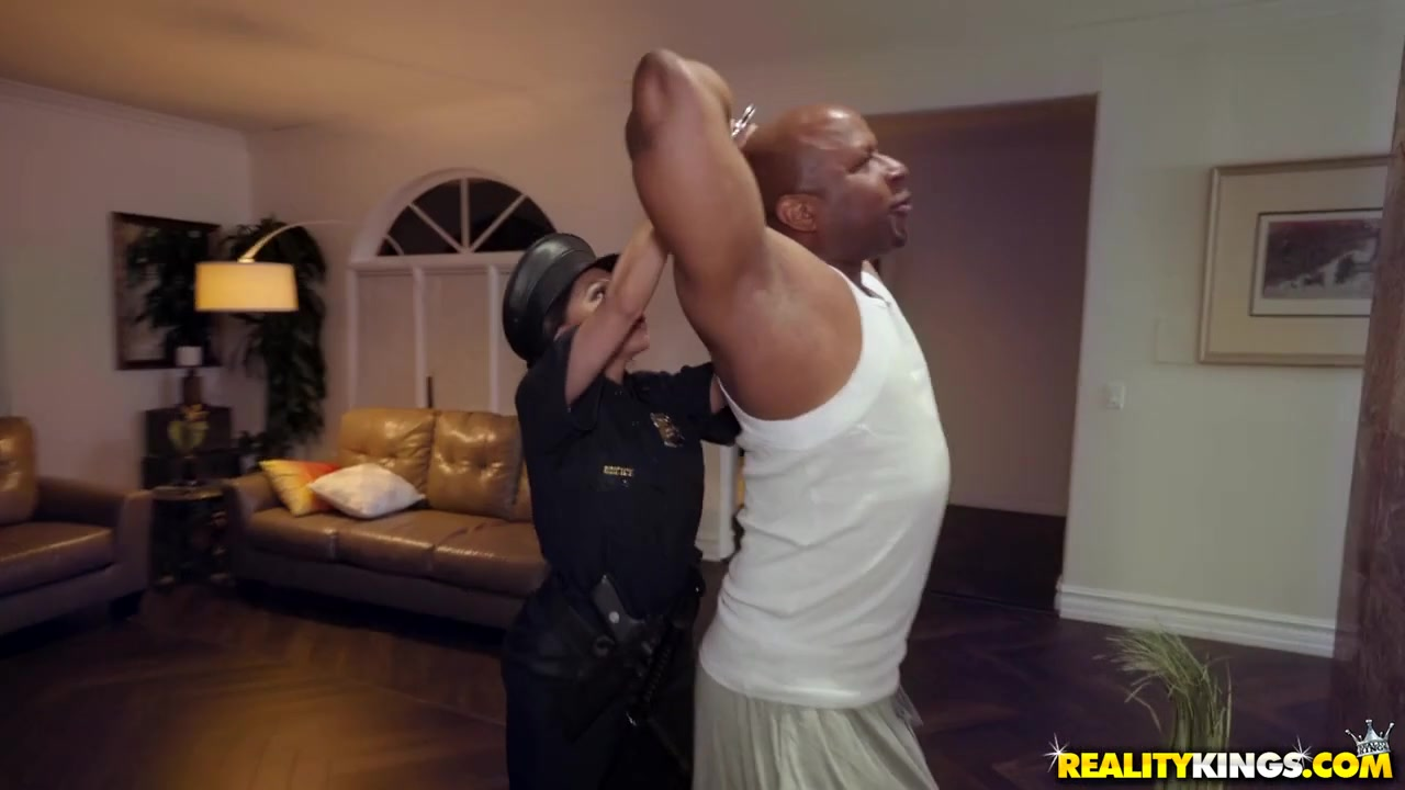 guy fuck hard black white girl