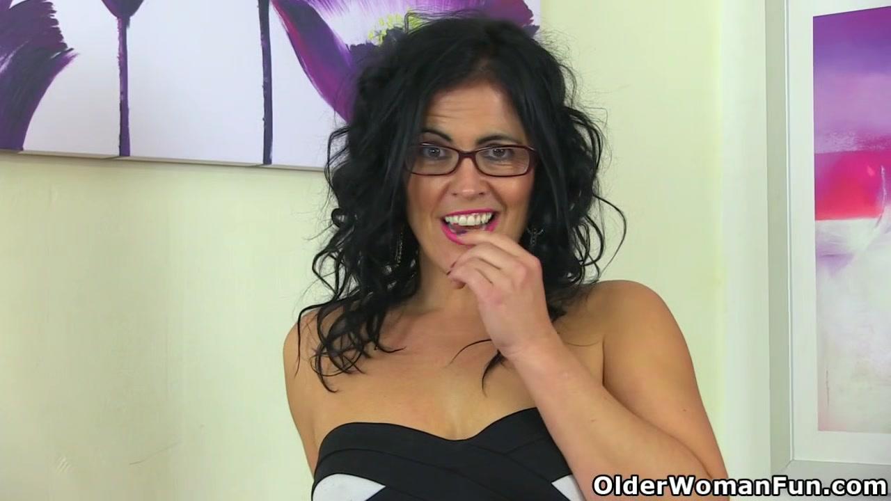 dildo mature lady
