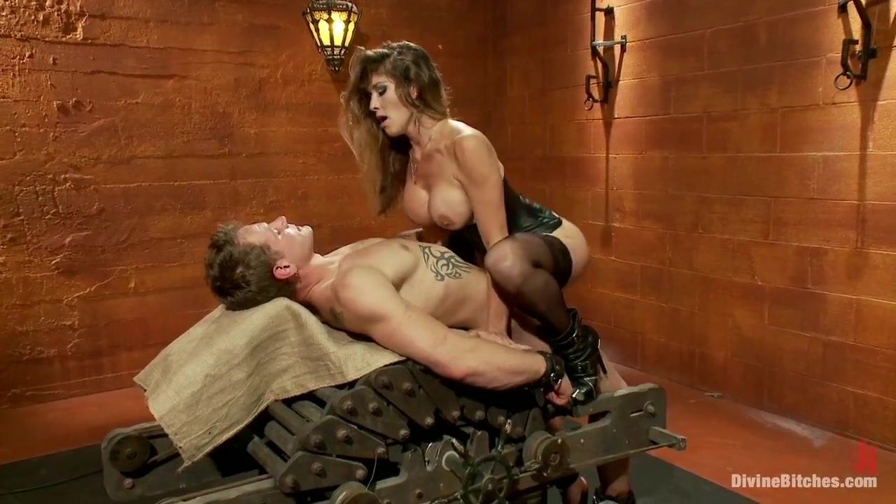 Русских порно видео госпожа удача