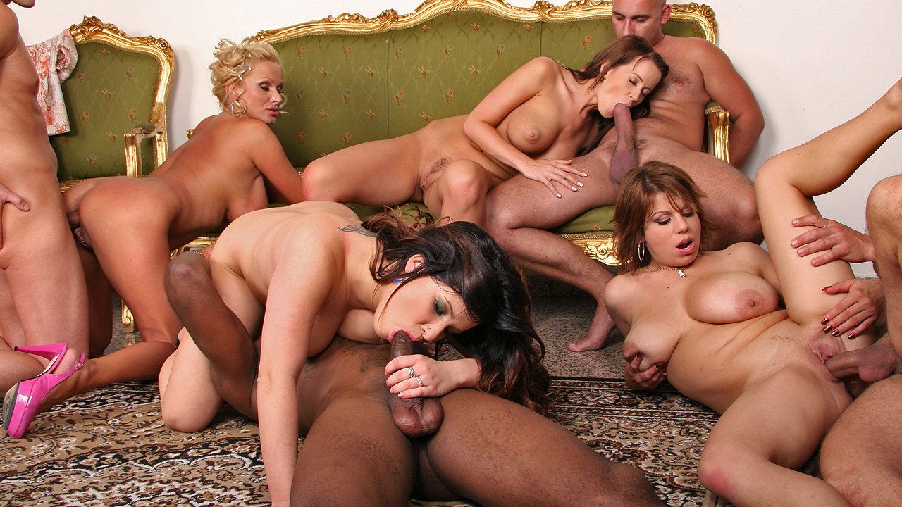 Orgy orgies hirsute sex multiple partners 9