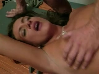 3Some banging in a cell with anal and facial