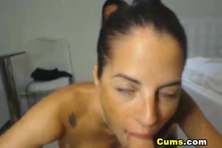 Hot Threesome Cumshot Party